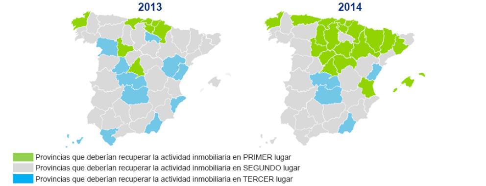 Catálogo barato de bienes raíces en España